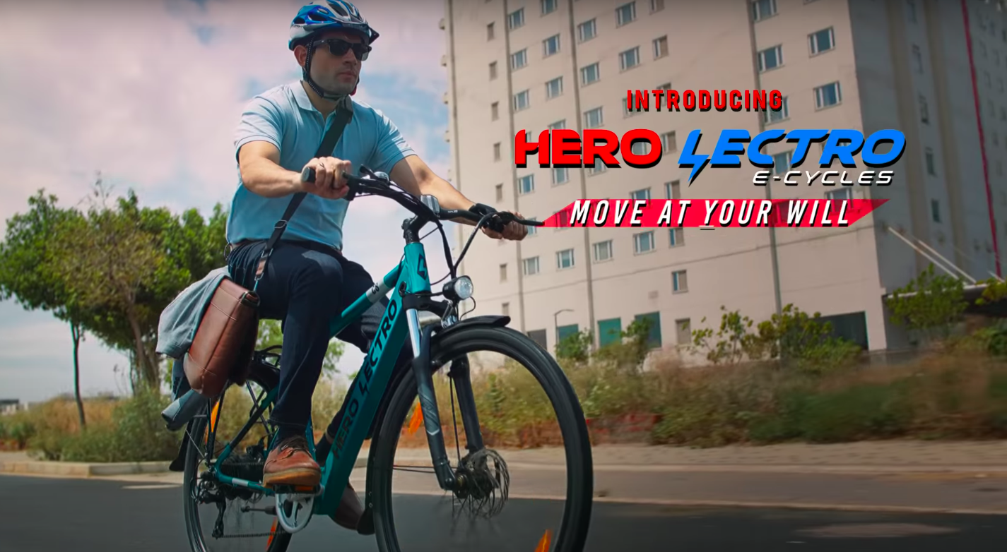 This CEO shares his funda for fitness | Hero Lectro - Move At Your Will